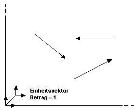 Einheitsvektor
