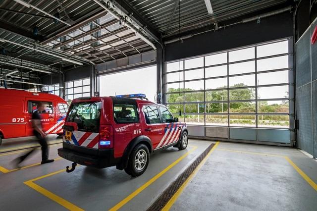 Tore beim Rettungsdienst - Foto: ASSA ABLOY Entrance Systems